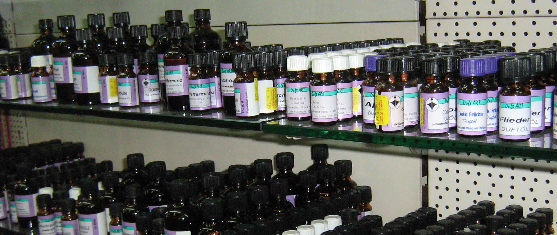 Ätherische Öle bei Samen Wehrens